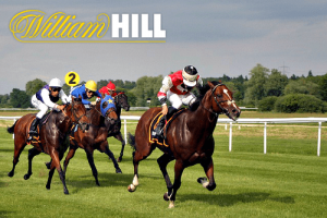 William Hill feature horse racing